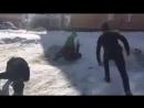 Драка школьников в Бердске