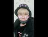 180103 Кун @ Обновление корейского твиттера группы