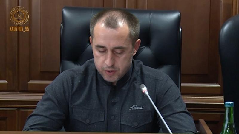Заседание Грозненской городской думы. Желаю Муслиму Хучиеву и Ибрагиму Закриеву успехов и удачи!