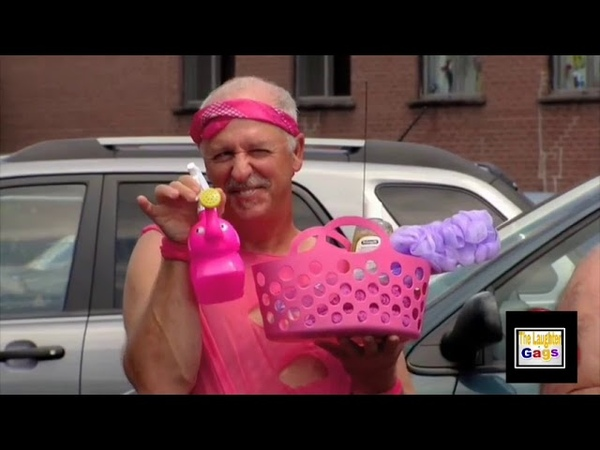 Best gay car wash prank Just For Laughs Gags