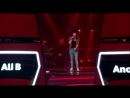Jennie Lena – Who's Loving You The Blind Auditions ¦ The voice of Holland 2015