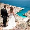 Свадебный фотограф/Фотосессия на Крите Санторини