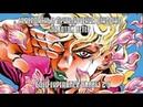 Видео манга Невероятные приключения ДжоДжо Золотой ветер Gold Experience главы 2 3