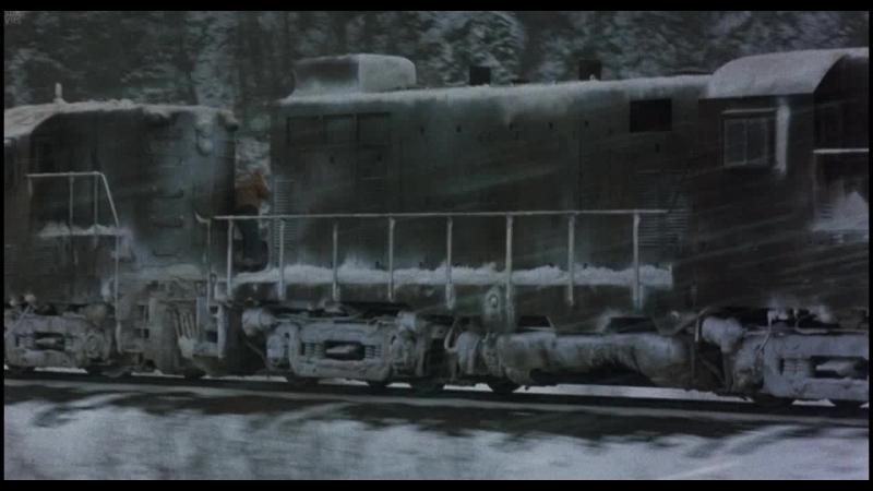 Поезд-беглец / Runaway Train. 1985. 720p. Перевод Леонид Володарский. VHS