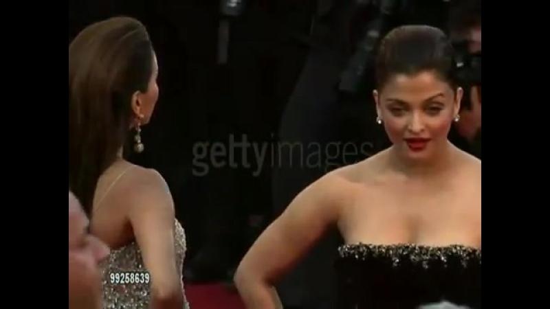 Aishwarya Rai Bachchan At Cannes 2010 On Tour Premiere