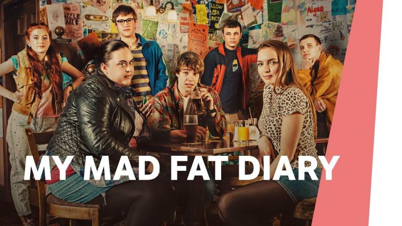My Mad Fat Diary Clip