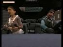 Таксист Русик – Лада седан баклажан GMOD Style