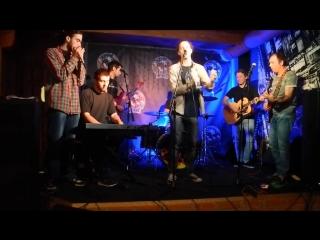Vintage warren band Black dog_ I`ve got a feeling 2016 Kiev