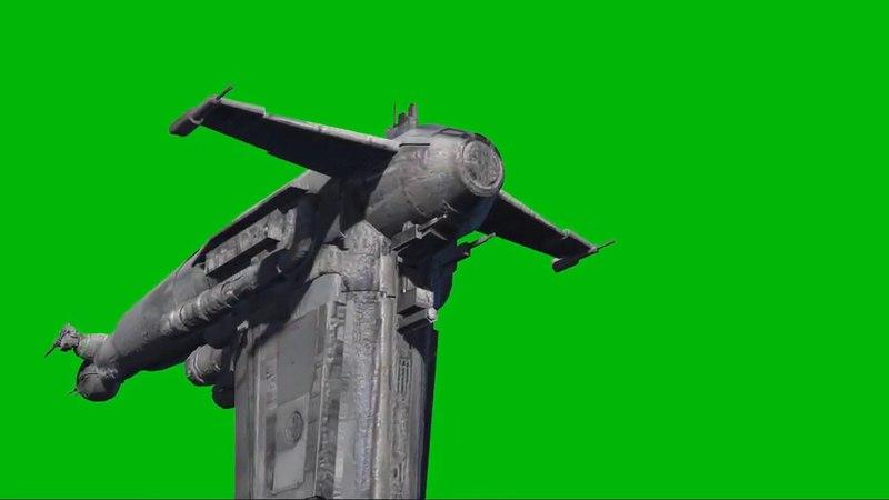 Resistance Bombers Green Screen | Футаж Bombers Звездные Войны на зеленом фоне (Хромакей)