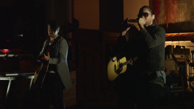 30 Seconds To Mars Night of the Hunter VEVO Presents