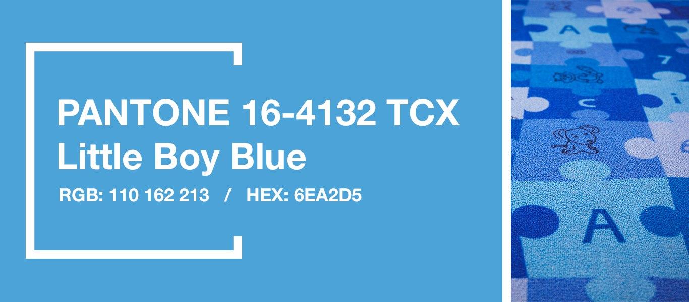 PANTONE 16-4132 Little Boy Blue — Мальчиковый голубой