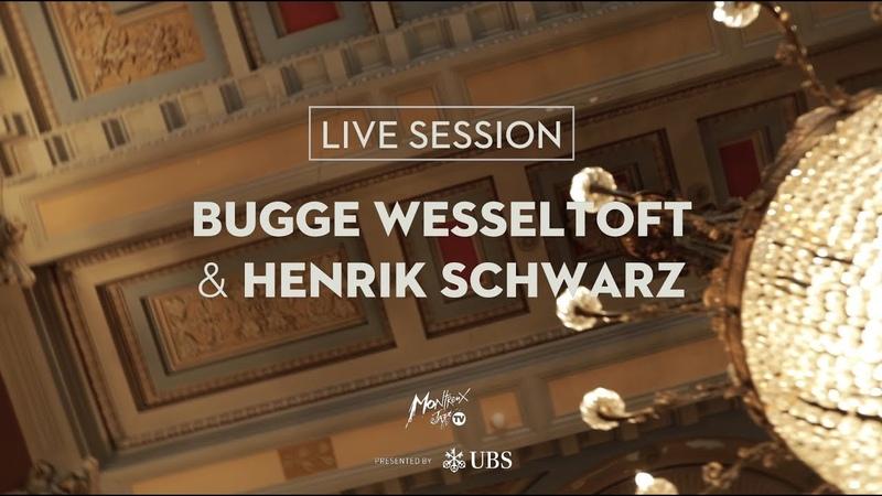 Bugge Wesseltoft Henrik Schwarz | Montreux Jazz Festival 2017