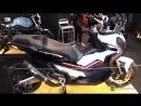 2018 Honda X-ADV 750 Lightech Accessorized - Walkaround - 2017 EICMA