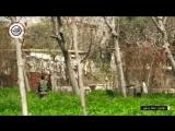 Сирийская армия подбирается к Айн-Терма со стороны огородов (22 марта 2018) :