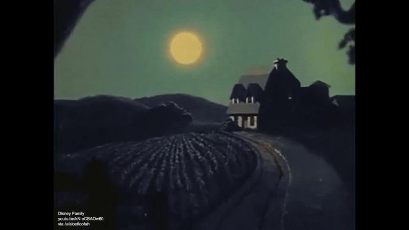 Как снимались старые фильмы Дисней
