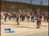 Долину Уюта начали готовить к 45-му Мурманскому лыжному марафону. Хватит ли снега?