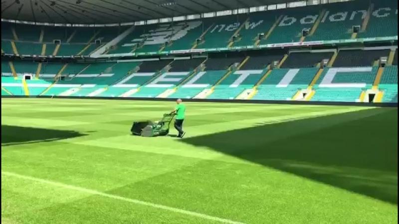Celtic Parks pitch