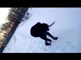 Не так смешно от видео,  как от смеха))))))