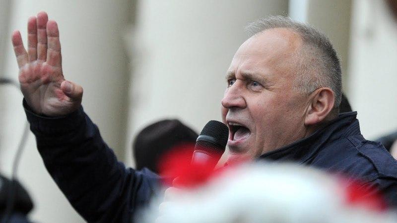 Статкевіч: Мы касцямі ляжам, каб Лукашэнка сышоў | Статкевич против Лукашенко