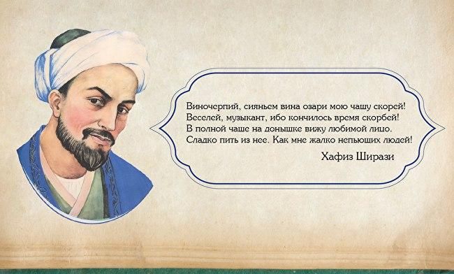 Надписи XVI века, найденные рядом с Кремлем, оказались стихами Хафиза