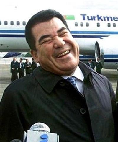 Смешное Втуркменистане