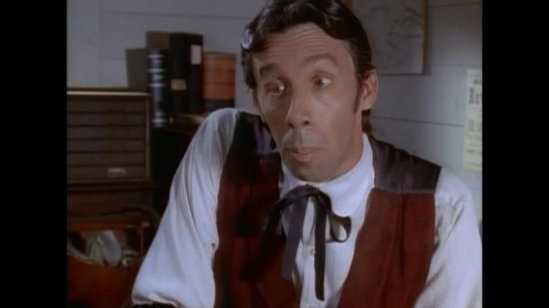 Доктор Куин Женщина Врач 1 сезон 2 серия 1993 Телесериал