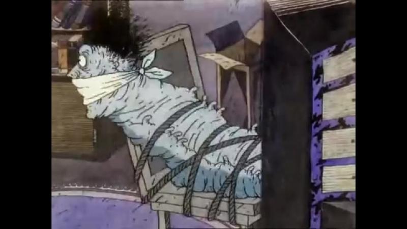 Психоделический мультфильм