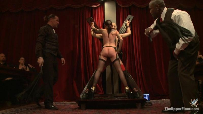 12.07.13 21971 Dylan Ryan, Krysta Kaos (Community Dinner Slave correction) » Freewka.com - Смотреть онлайн в хорощем качестве