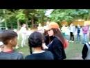 игра детей в летнем лагере DS STAR