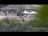 February 19: Video of Justin and Selena Gomez spotted in Montego Bay, Jamaica.