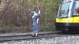 Gandalf vs Tram