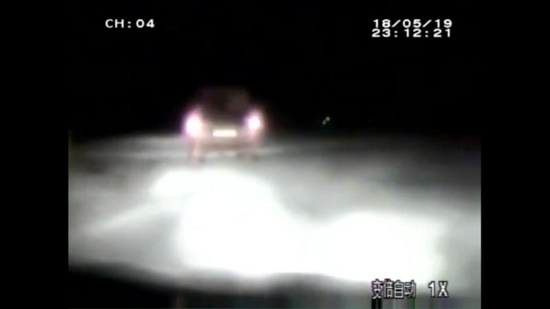 В Черемхово полицейские применили оружие для остановки нетрезвого водителя