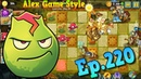 Plants vs. Zombies 2 || Plants Level Up - Lost City Day 19 (Ep.220)