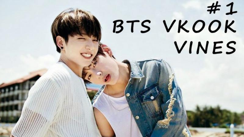 BTS VKOOK Vines 1 - Cute Funny Jealous Moments (Re-upload)