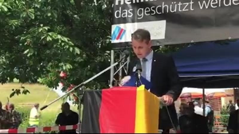 Rede von Björn Höcke zum 17. Juni bei... - Christian Klingen