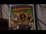 VHS, DVD and Blu-ray Show #14 Madagascar Escape 2 Africa 2009 UK DVD
