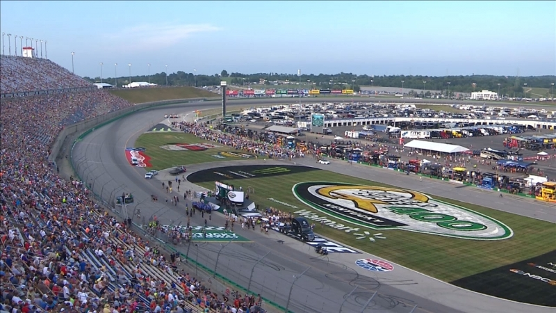 Battle Camera - Kentucky - Round 19 - 2018 Monster Energy NASCAR Cup Series