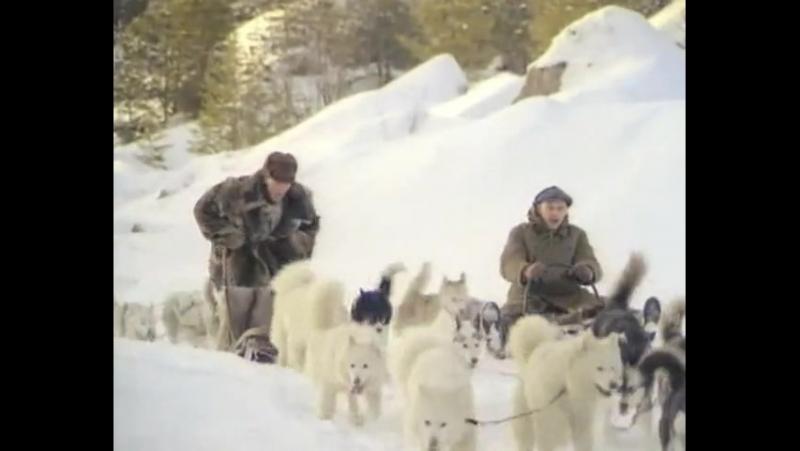 СЕРИАЛ - 1993 - Аляска Кид. Серия 10. Большие Гонки (ДЖЕЙМС ХИЛЛ)