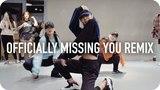 Officially Missing You Remix - Tamia (Midi Mafia Mix aka Radio Main) May J Lee Choreography
