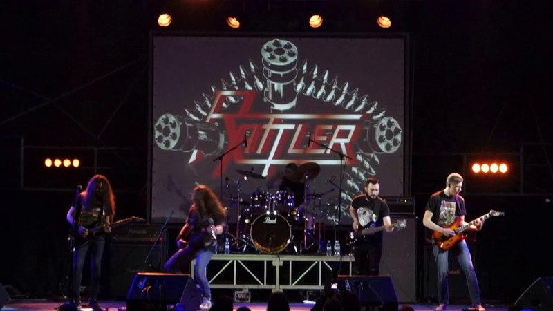 Rattler - My Way (Live at Bingo club, Kiev, 16.03.2018)
