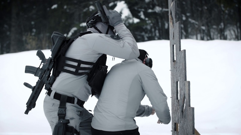 Pro's Guide to Tactical Shooting: VIP Security Varying Cover