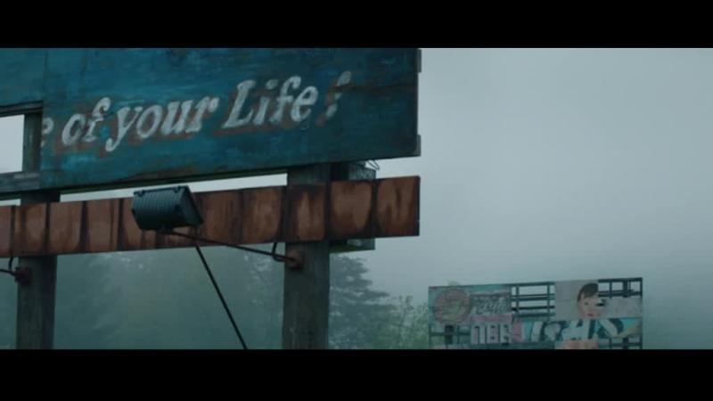 Три билборда на границе