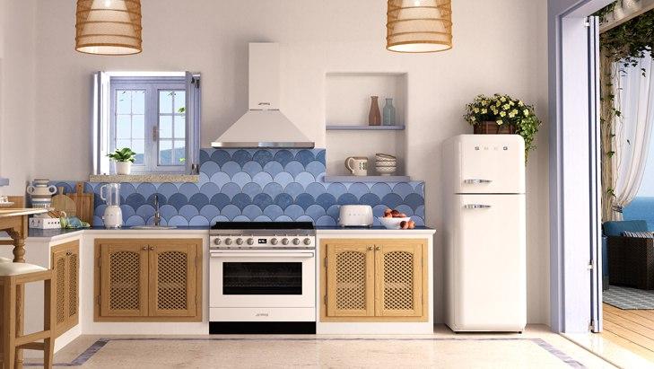 самые большие кухонные плиты для частного дома в любой расцветке