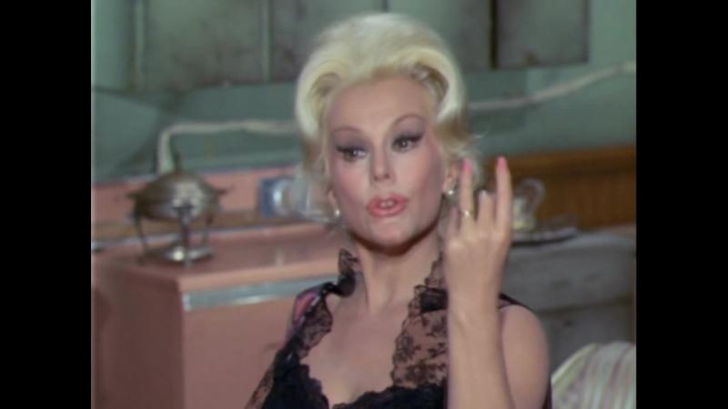 Блондинка из Венгрии жжёт на зависть всем камеди - 1967' Green Acres -
