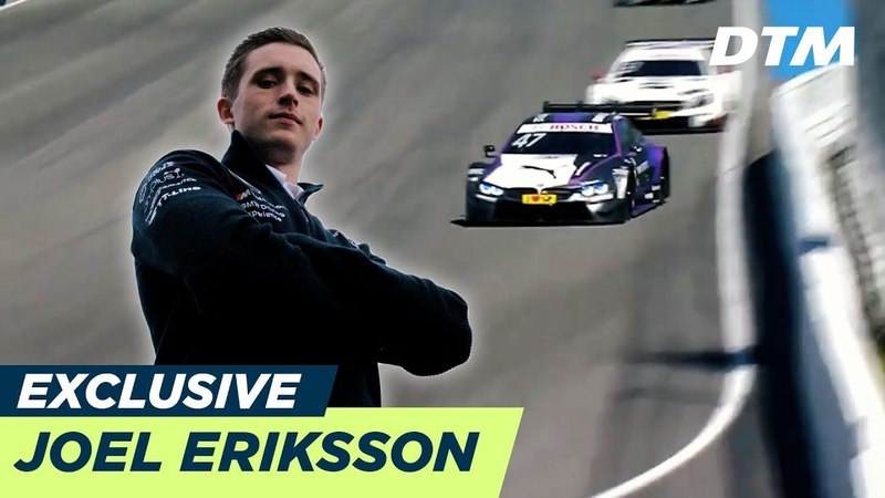 Joel Eriksson - der neue Schwede in der DTM - DTM Exclusive