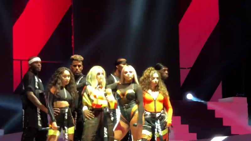 Little Mix - Only You - 7th July 2018 - Swansea - The Summer Hits Tour 2018