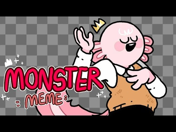 MONSTER meme (the other one)|| flash warning || flipaclip
