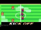 V Командный Чемпионат по Kunio-kun no Nekketsu Soccer League Aeris & JAMLIGHT vs Rustin Cohle & Kubik