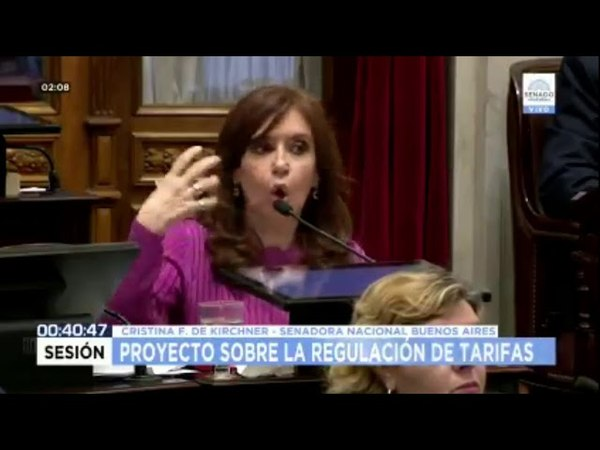 Cristina Kirchner la dejó sin palabras. Mirá lo que le dijo a Gabriela Michetti