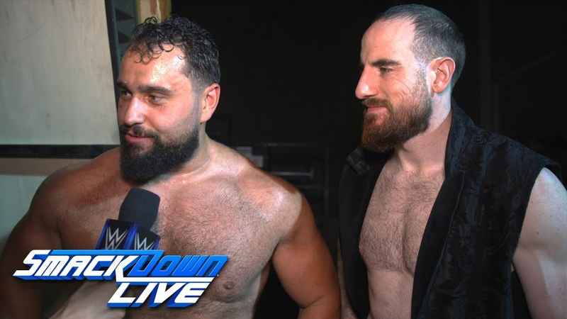 Rusev is ready for his WWE Championship Match: SmackDown Exclusive, June 19, 2018